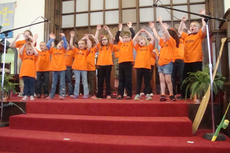 Childrens Choir 2