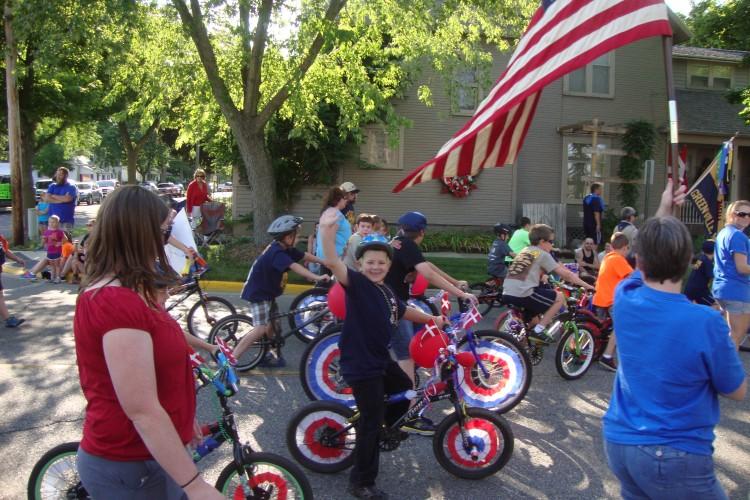Boy Scouts Parade 2
