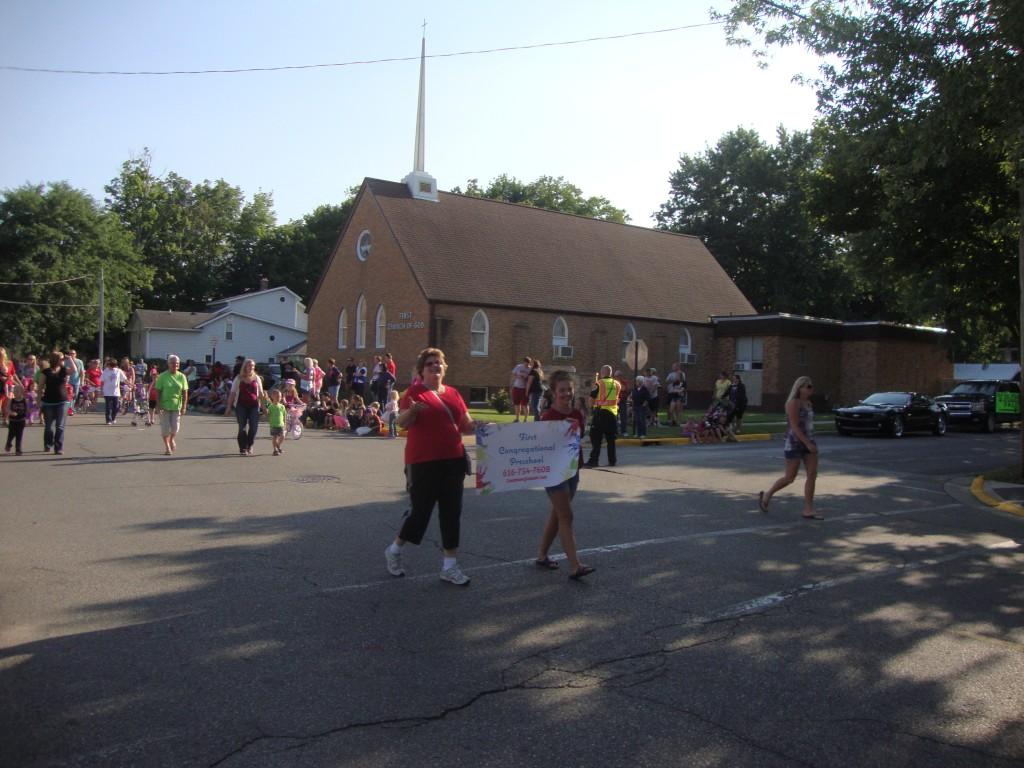 Preschool Parade 1