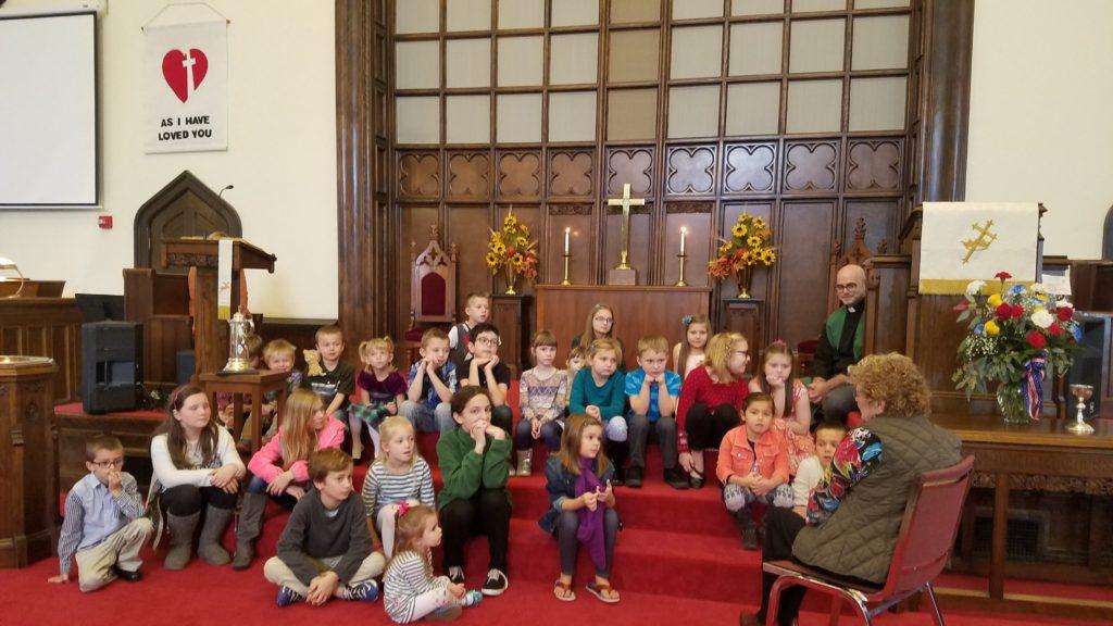 Children's Sermon 2