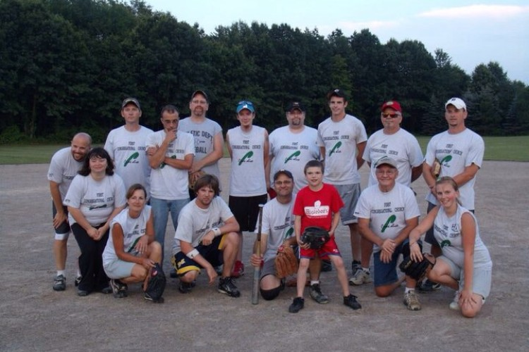Softball Team 2012