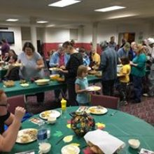 Community Life Dinner - Wednesday Nigh